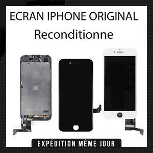 ECRAN LCD VITRE TACTILE POUR IPHONE 6S 7 8 PLUS X XR (ORIGINAL RECONDITIONNE)