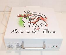 """CLEAN Cuizen Pizza Box Oven with 12"""" Rotating Pan PIZ-4012"""
