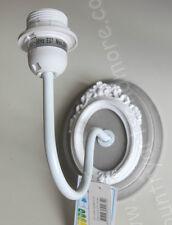 Französische Lampe, Wandlampe, Grau - Weiß, Shabby, Cottage Stil,French,Franske
