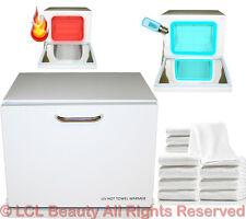 Mini UV Hot Towel Cabi Warmer Sterilizer 12 Hand Towels Beauty Salon Equipment