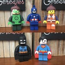 Lego USB Flash Drive Cute 32G memory stick Superman Batman Captain America Cute