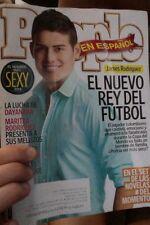 People En Espanol Octubre 2014 Spanish People Magazine October 2014 Free Ship