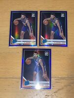2019 Panini Donruss Optic PURPLE Prizm 3 Ct Lot Ty Jerome RC Rookie