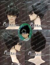 Yu Yu Hakusho Hiei Cosplay Short Wig