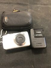 Canon PowerShot A3300 IS 16.0MP Digital Camera - Silver - !! Free S&H!!