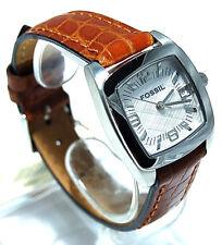 Fossil Damen Uhr JR8680F mit Morellato Leder Armband FO17