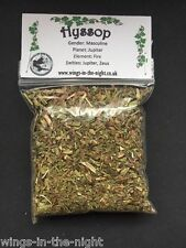 HYSSOP Dried Magical Herb - Purification/Protection/Healing ~ Witchcraft/Wicca
