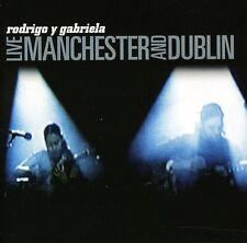 Rodrigo y Gabriela - Live Manchester & Dublin [New CD] Australia - Import