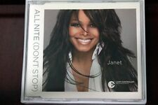Janet Jackson - All Nite (Night) (Don't Stop) | CD single | 2004