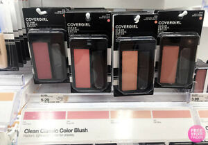 Covergirl Clean Classic Color Blush