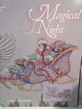 Teresa Wentzler MAGICAL NIGHT Counted Cross Stitch Chart