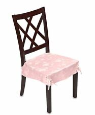 Spring Meadow Seat Covers in Pink (Set of 2)