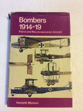 BOMBERS 1914-1919 by KENNETH MUNSON mc