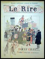 Le RIRE N°67 du 15 Février 1896