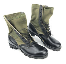 US Army Military Spike Protective Jungle Combat Boots Rosearch Size 8R