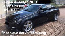 """VHB Mercedes Amg Paket Brabus 19"""" 225er 255er Unikat All Black Schwarz Tuning"""
