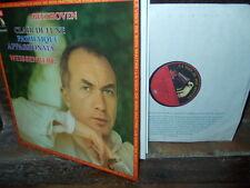 BEETHOVEN: Piano sonatas 8 14 23 > Weissenberg / EMI France stereo LP exc