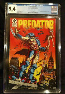 PREDATOR 1   CGC  9.4  NM  NEW CASE