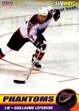 2002-03 Philadelphia Phantoms #10 Guillaume Lefebvre