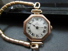 1920-30's-Gold Ladies Rolex Watch-See Pics!