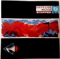 "🛑Depeche Mode ⚠️Unplayed⚠️ 1986-7""Vinyl-Stripped/But not/Mute Rec.111834,"