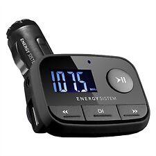Transmisor audio FM vehiculo Energy Sistem