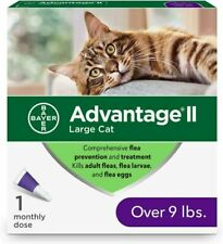 New listing Bayer Advantage Ii ii For Cats Over 9lbs One Dose