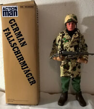 Vintage ACTION TEAM/ACTION MAN/G.I. JOE/Geyperman deutscher Soldat WWII OVP