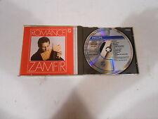 ZAMFIR-ROMANCE-12 TRACK CD-PRESSED IN WEST GERMANY