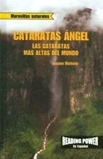 Cataratas Angel: Las Cataratas Mas Altas del Mundo (Maravillas-ExLibrary