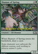 4x Shaman of Spring (schamanin del primavera) Magic 2015 m15 Magic