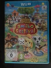 Animal Crossing Festival Wii U Amiibo