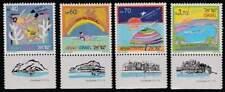 Israël postfris 1989 MNH 1116-1119 - Tourisme