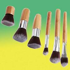 6 Pcs Makeup Concealer Facial Brushes Powder Foundation Cosmetic Brush DB