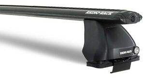 3 Bar Rhino Roof Rack for NISSAN Elgrand E50 4dr Bare Roof 05/97-05/02 JA8900