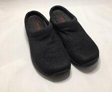 Merrell Primo Breeze III Black Women's  Slip On Clog Shoe Mule 6.5M