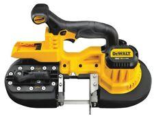 DEWALT DEWDCS371N DCS371 Cordless Compact Bandsaw 18 Volt Bare Unit