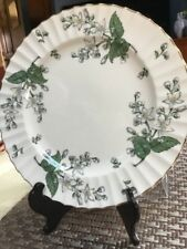 """Royal Worcester Valencia Dinner Plate 10.5"""""""