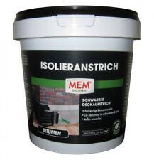 MEM Isolieranstrich Bitumen Lösemittelfrei 1 Liter