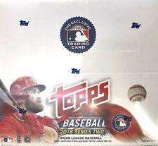 2018 Topps Series 2 Baseball 24ct Retail Box Factory Sealed