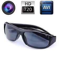 HD 720P SPY Hidden DVR Camera Camcorder Video Recorder DV CAM Eyewear Glasses'