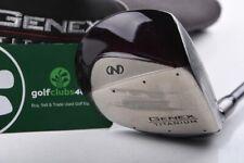 NICKENT GENEX #3 WOOD / 15° / STIFF FLEX SPEEDRATED SHAFT / NIFGEN001