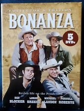 Bonanza: Collector's Edition [5-pk] DVD Set Color