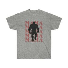 Big Foot MAMA Funny Graphic Casual funny Unisex Ultra Cotton Tee