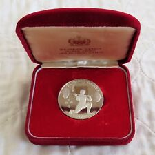 WESTERN SAMOA 1976 MONTREAL OLYMPIC GAMES SILVER PROOF 1 TALA  - boxed