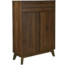 ANDERSON Walnut Storage Unit