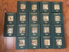 Harmony Kingdom Picturesque Noah's Park Ark Lot of 18 Tiles Tile Original Boxes