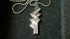 Final Fantasy Xiii Silver Pendant Lightning Pre-Owned