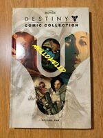 Destiny Comic Collection Volume One w/ Cayde 6 Collectible Print (NO EMBLEM!!)