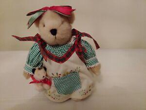 Muffy Vanderbear Muffy & Hoppy New Engand Country Christmas